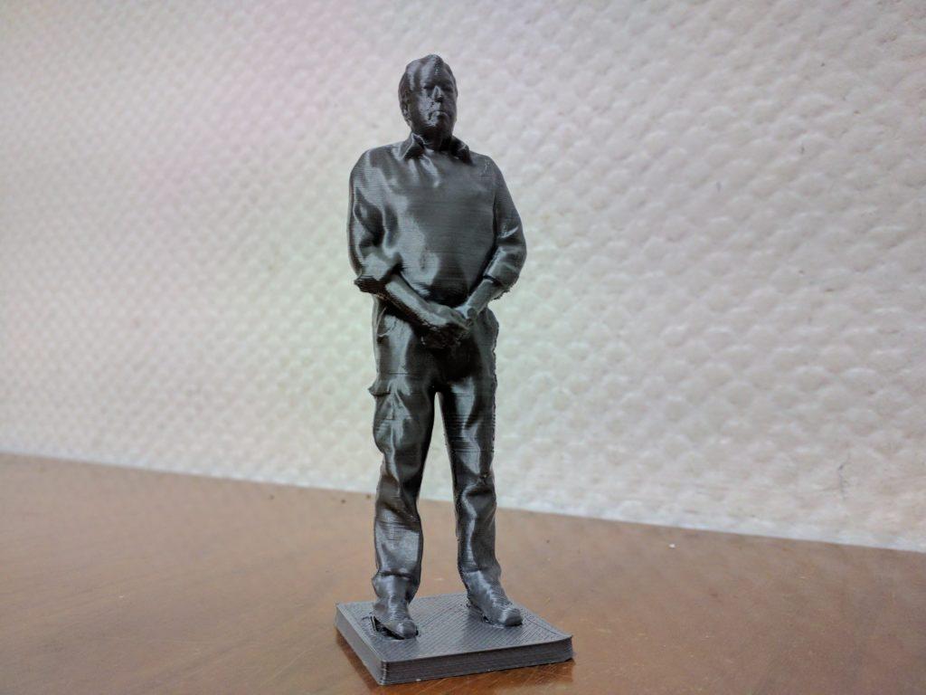 3D-Druck Körperscan